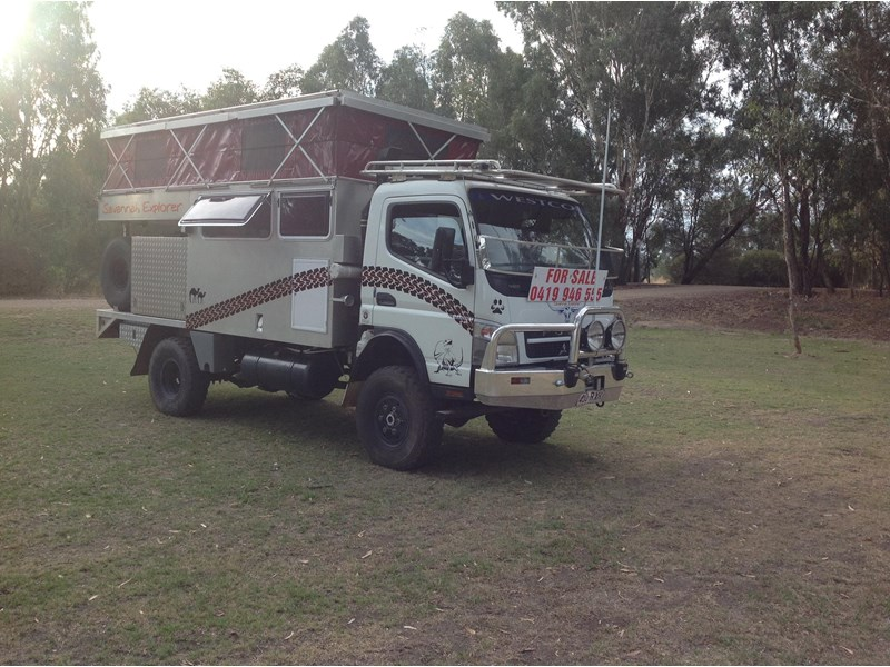 fuso canter 4x4 185429 001