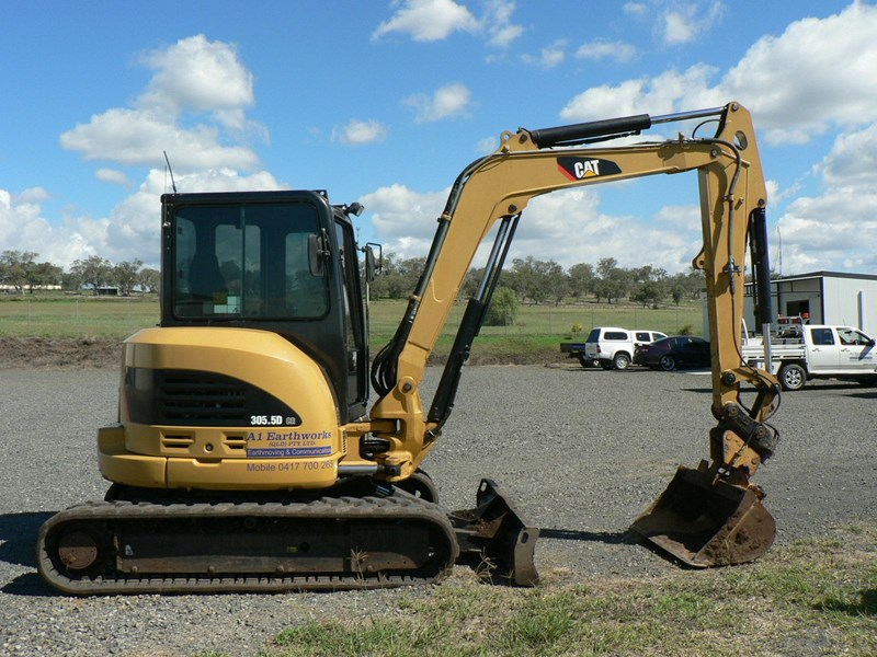 caterpillar 305.5d cr 188558 003