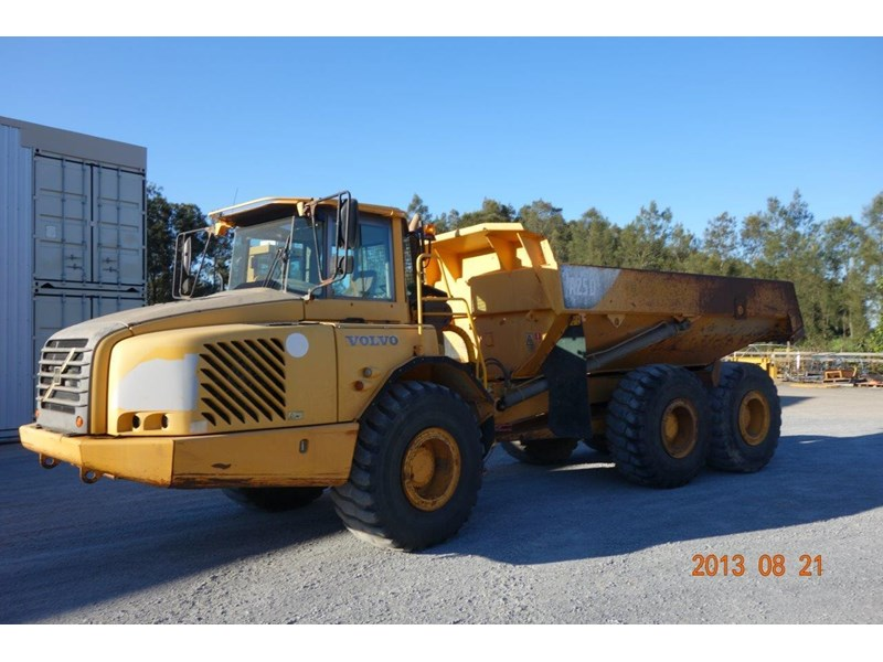 volvo a25d 188992 007