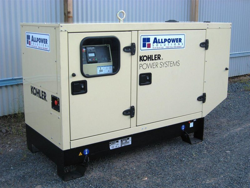 kohler 30kva 3 phase john deere powered 189108 001