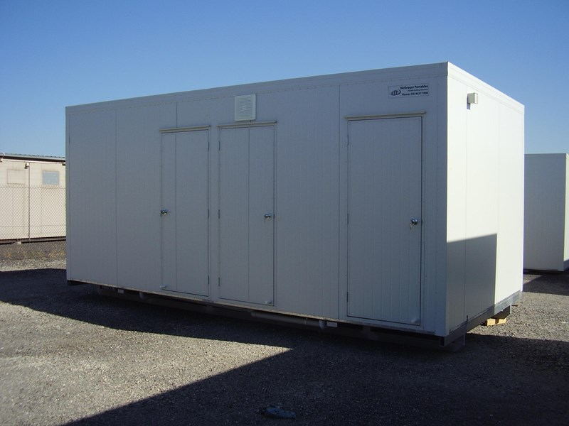 mcgregor 6.0m x 3.0m toilet block 188957 001