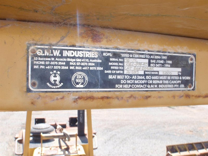 caterpillar d6r series ii lpg 193746 011