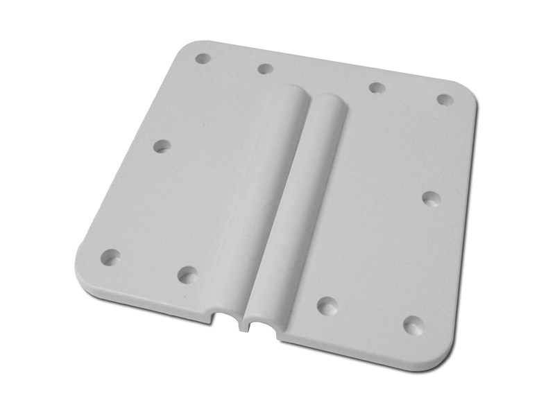 weather proof cable cover plate (double) 195938 001