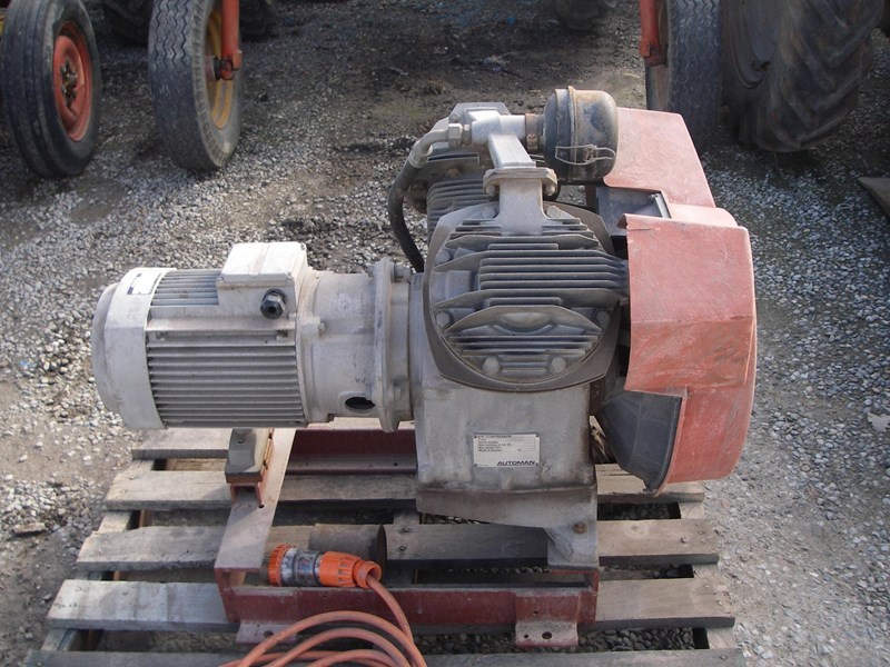 automan ae9 air compressor 189357 001
