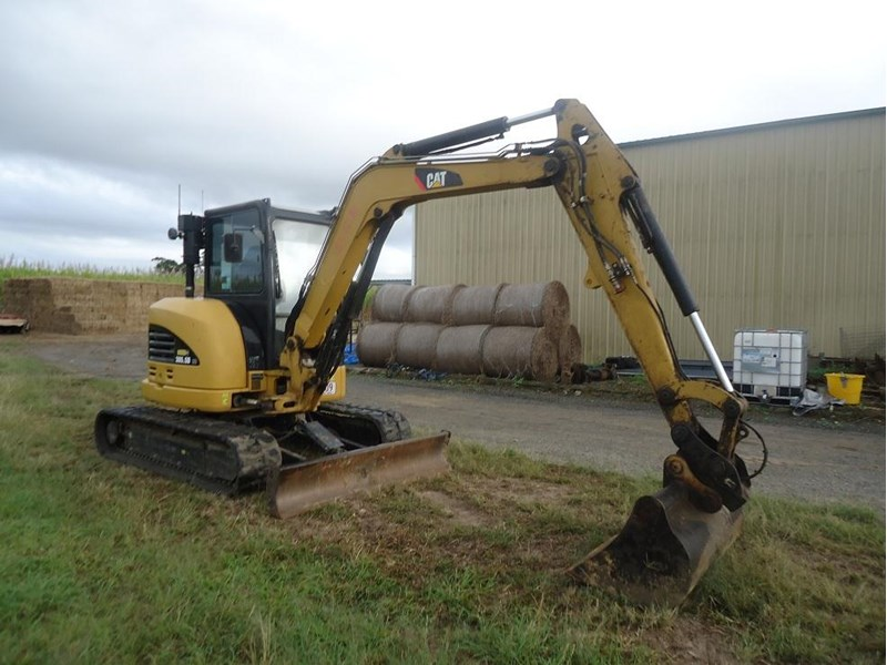 caterpillar 305.5d cr 198092 001