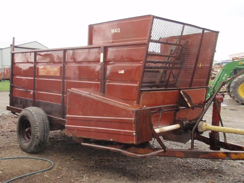 giltrap m40 centre feed wagon 202725 001