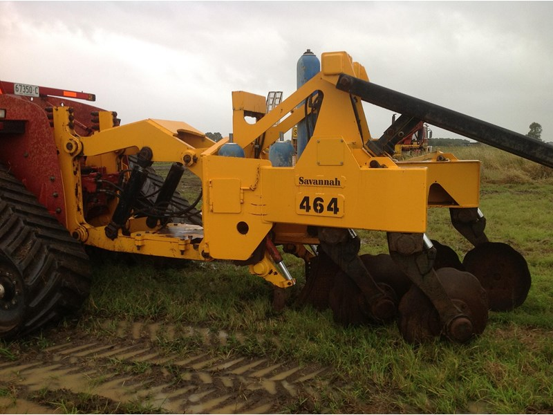 savannah 464 with hydraulic ripper 206210 001