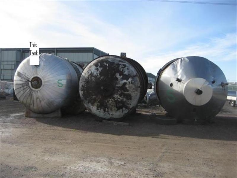 unknown 35,000 pressure vessel 209484 003