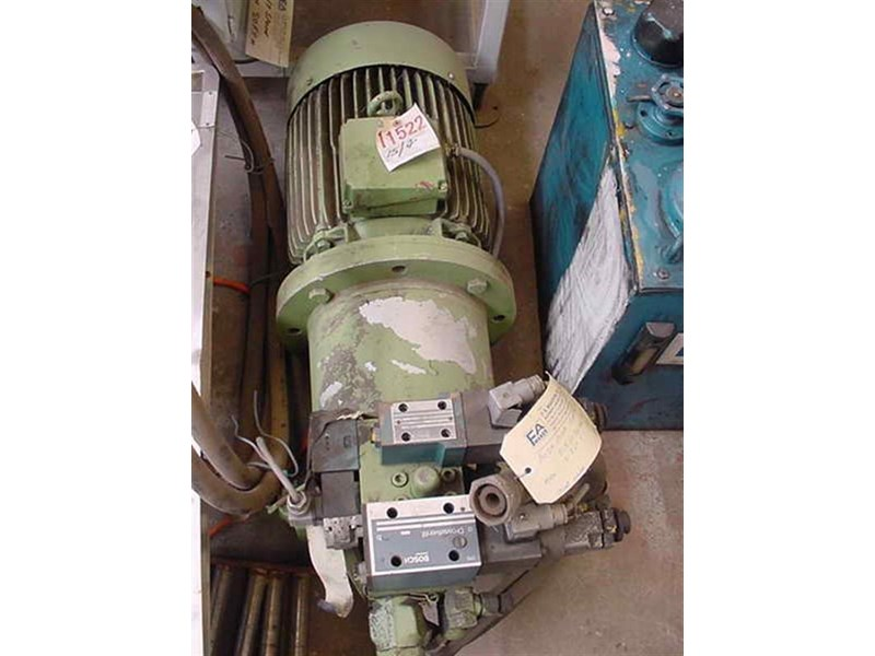 bosch hydraulic power packs 208675 001