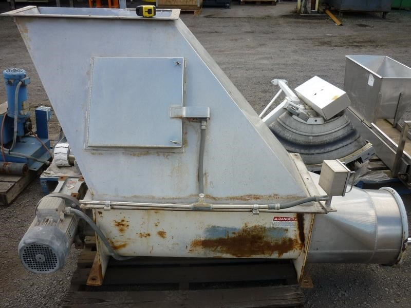 stainless associates s/s auger 209426 001