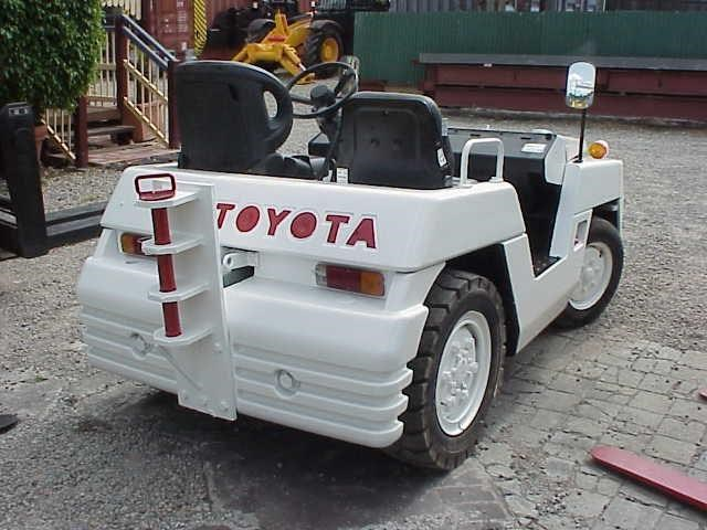 toyota td25 towing tractor 209814 004
