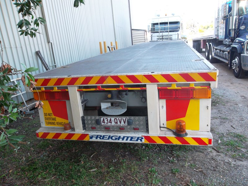 maxitrans flat top-trailer 210691 001