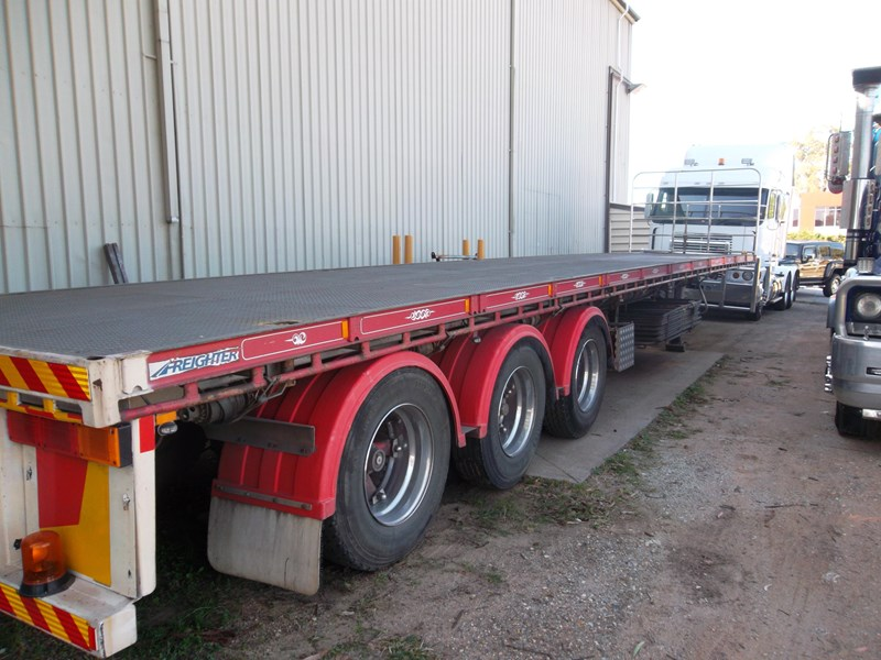 maxitrans flat top-trailer 210691 002