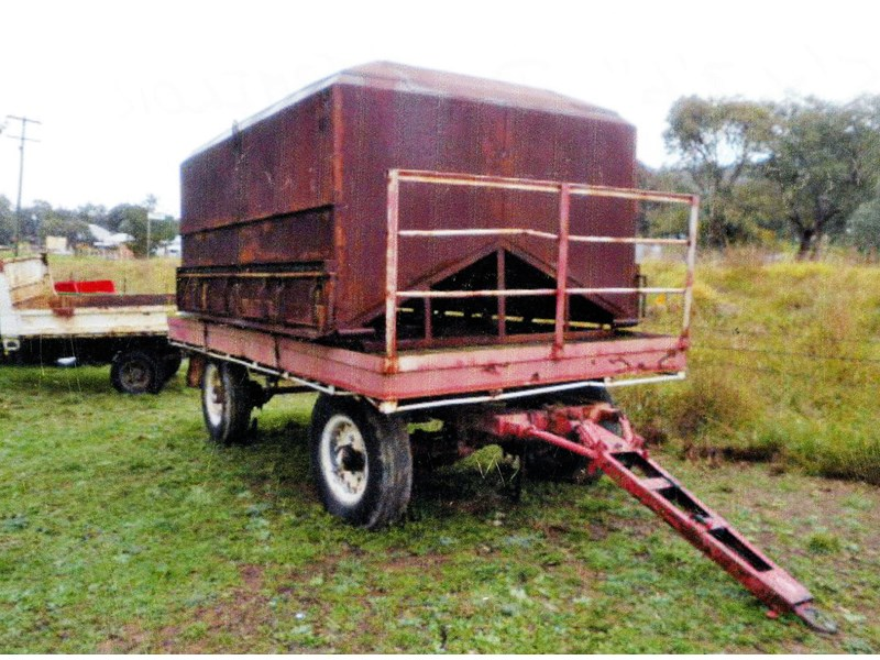 "other 15'x7'6"" dog trailer 210537 001"