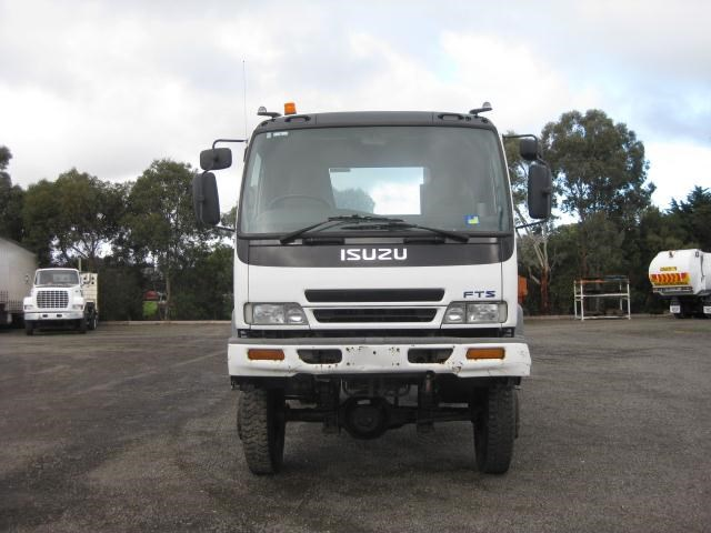 2002 ISUZU FTS750 for sale