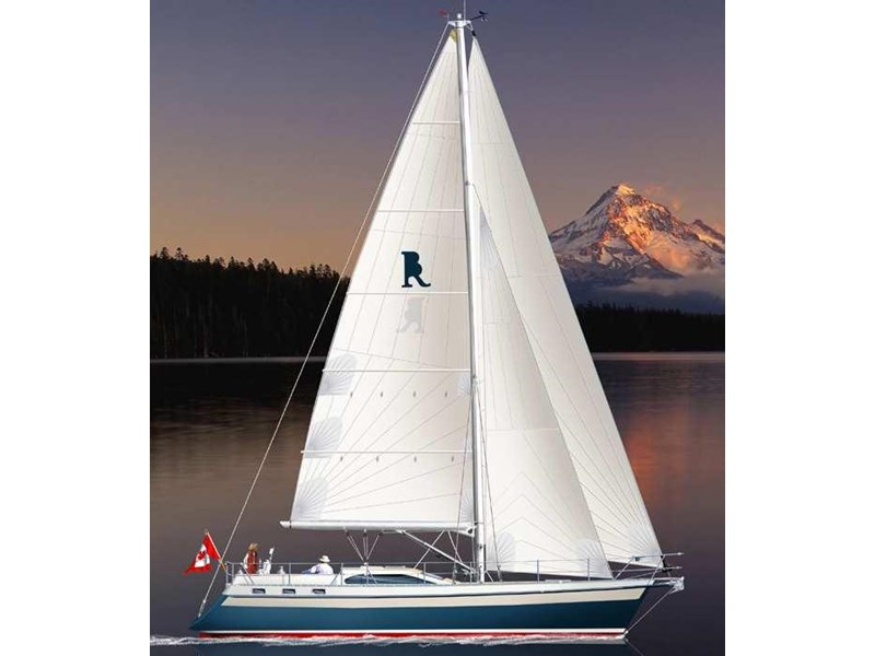 bruce roberts ds440 steel boat kit 211523 005