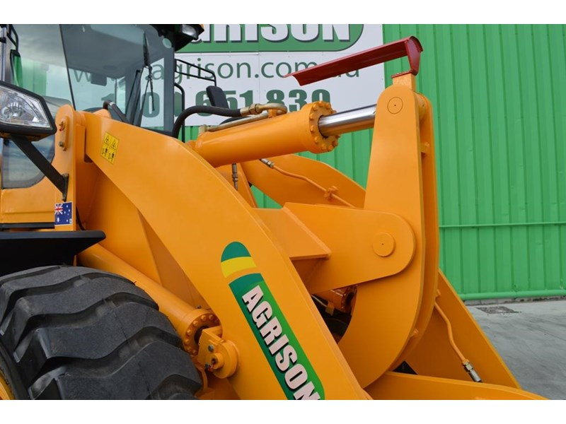 agrison wheel loader / front end loader tx 936 211651 008