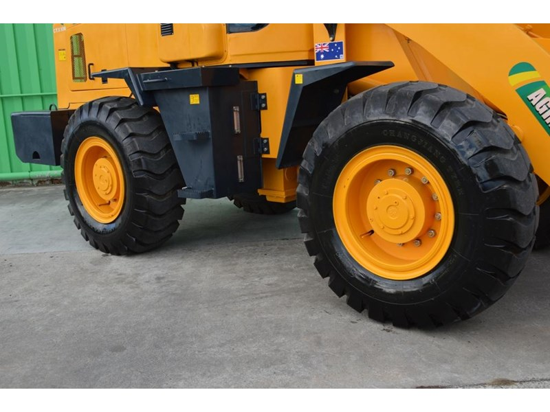 agrison wheel loader / front end loader tx 936 211651 009