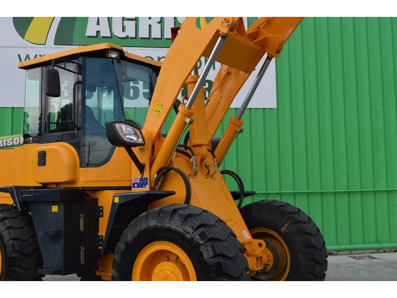 agrison wheel loader / front end loader tx 936 211651 012