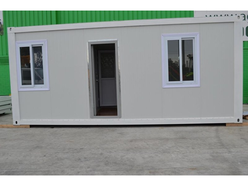 transportable site office/portable shed 195557 002