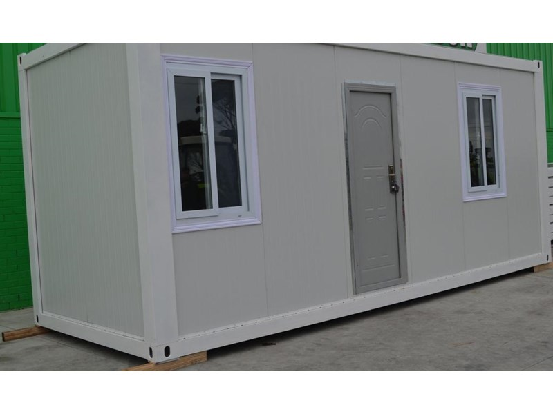 transportable site office/portable shed 195557 004