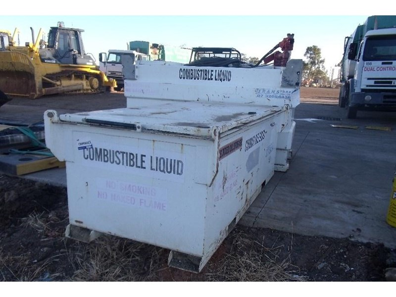 oil tank bunded oil storage tank 218109 002