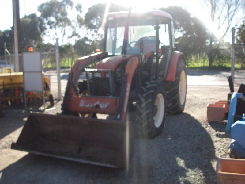 zetor 7341 tractor (wrecking parts only) 218123 002
