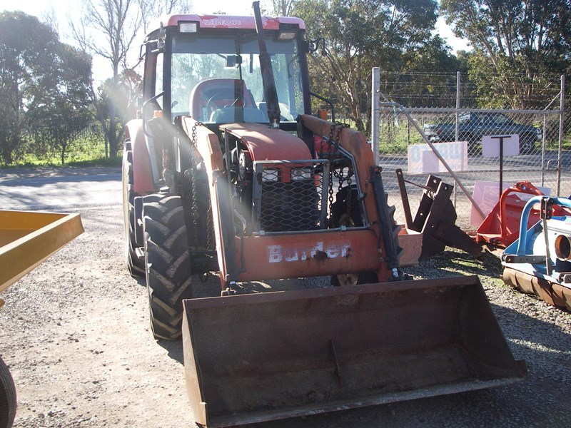zetor 7341 tractor (wrecking parts only) 218123 003