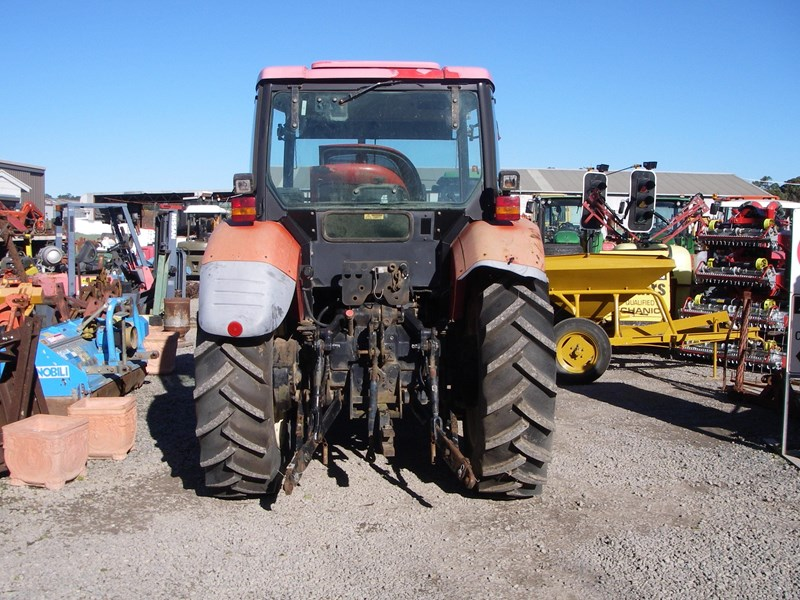 zetor 7341 tractor (wrecking parts only) 218123 005