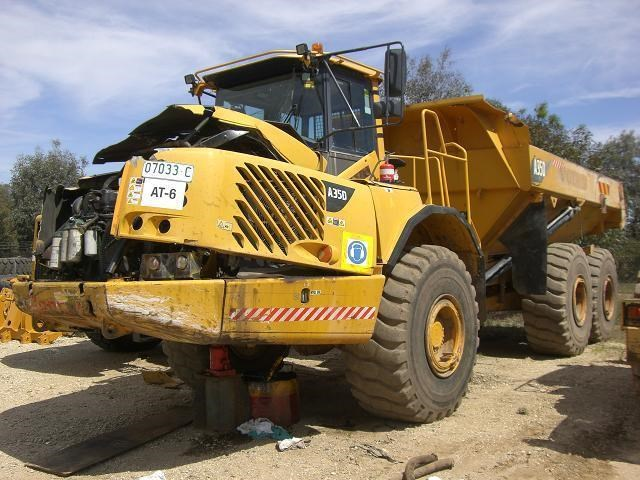 volvo a35d 218803 001