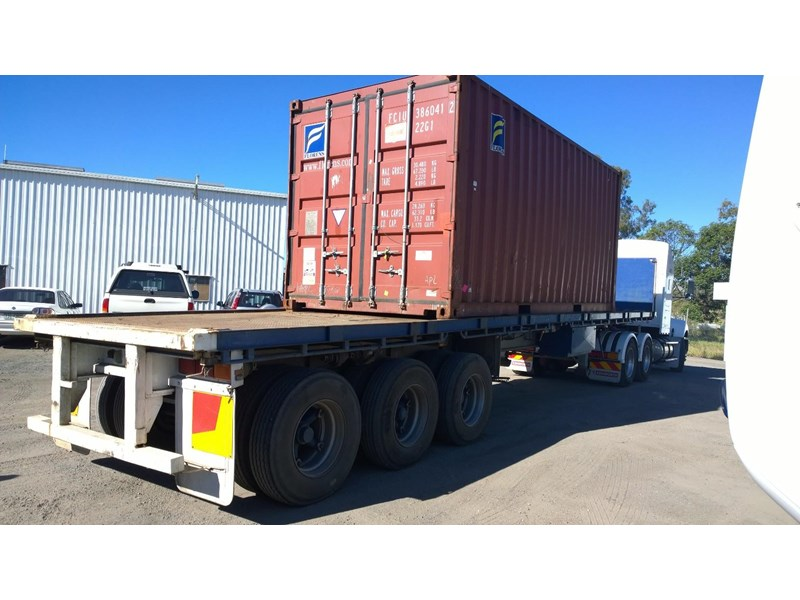 lusty ems 40ft tri axle flat top trailer 219298 004