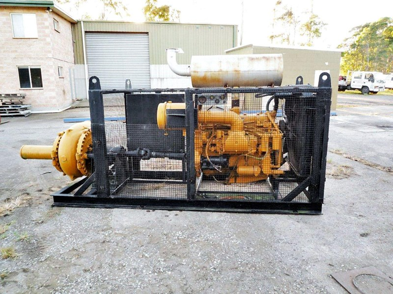 warman international dredge pump 220966 001