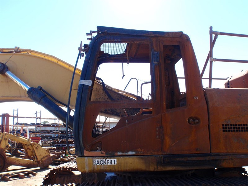 caterpillar 330dl 221661 016