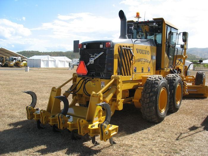 gessner lewis grader ripper to suit volvo 930/940 normally $23,500 + gst 222862 008