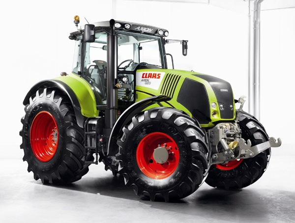 Claas Axion 840-50 C-Matic