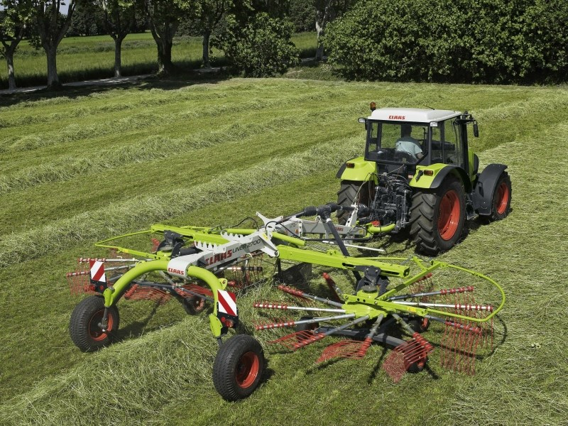 New Claas Liner 2800 Hay Tools For Sale