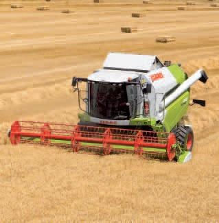 New CLAAS TUCANO 440 Harvesting for sale
