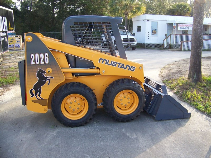 New MUSTANG 2026 Loaders for sale