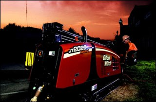 Ditch Witch JT2020 Mach 1