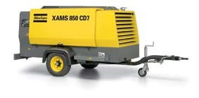Atlas Copco XAVS 650 CD7