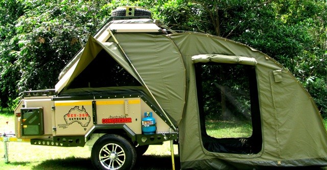 Creative Off Road 2008 Camper Trailer For Sale In ABBA RIVER Western Australia