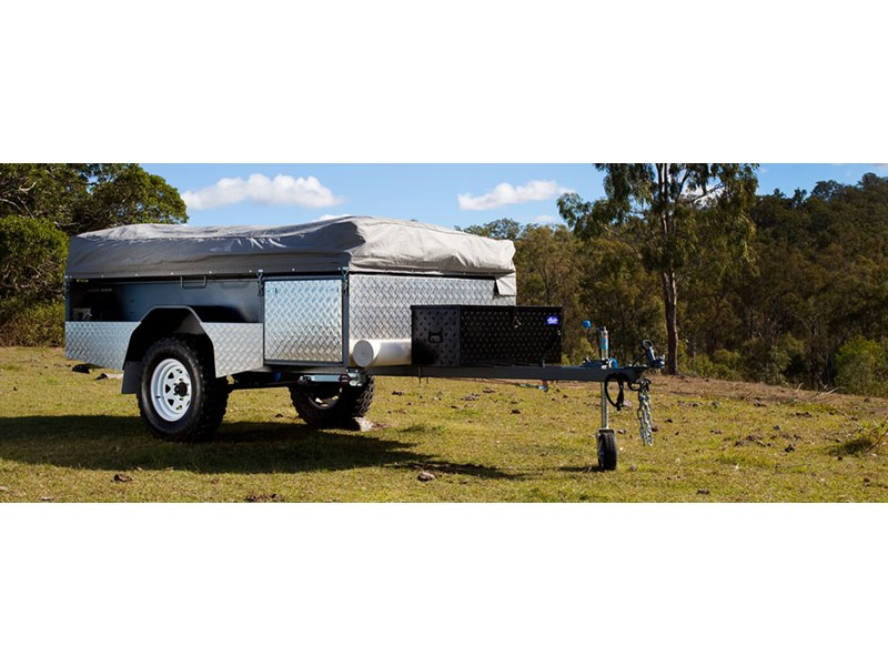 Lifestyle Camper Trailers Extenda