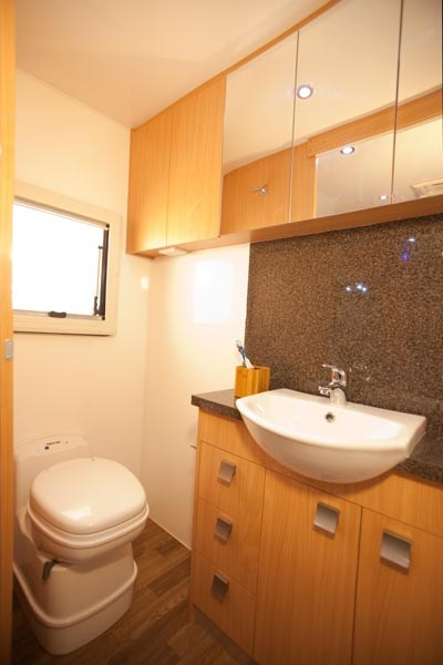 Talvor 650C Bathroom
