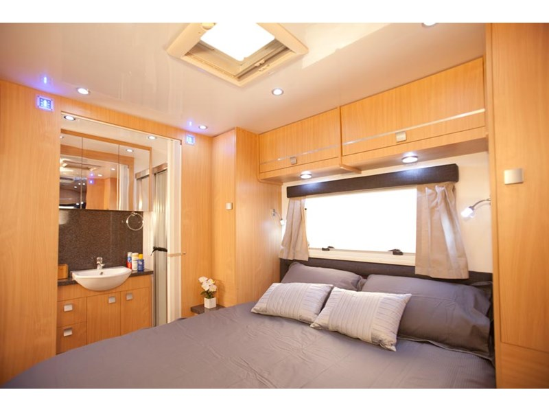 Talvor 650C Bedroom