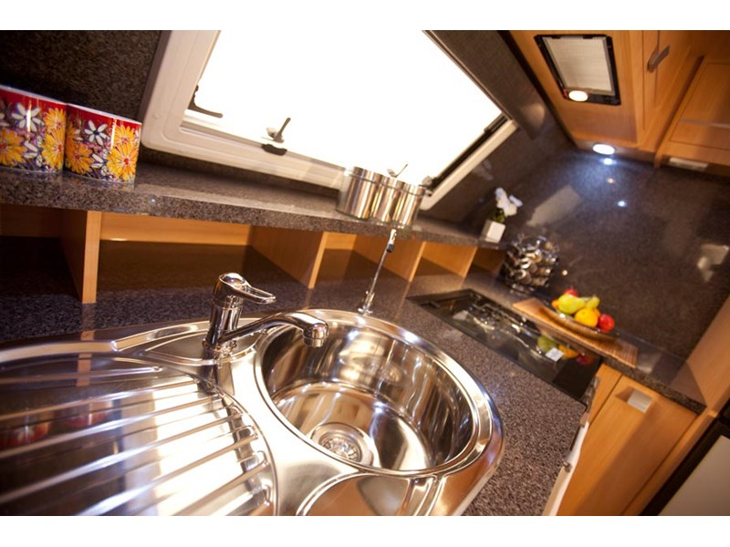 Talvor 650C Kitchen