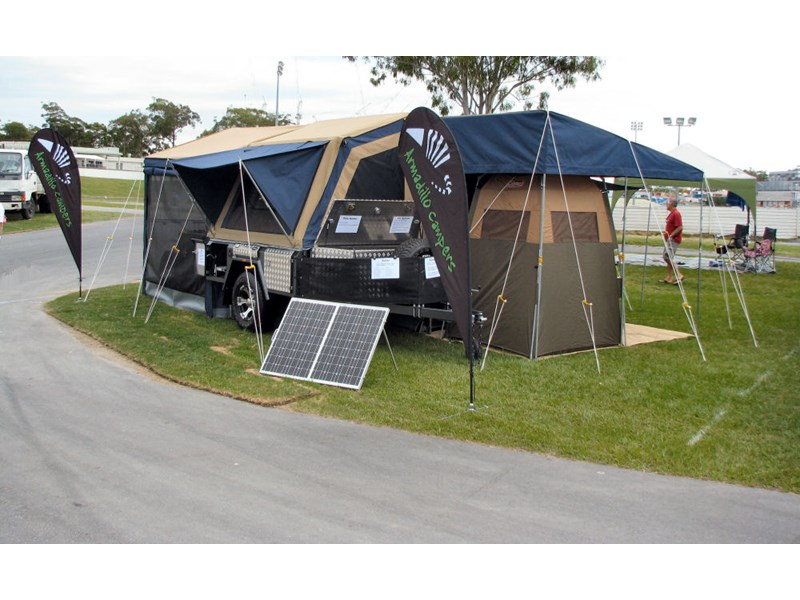 Armadillo Campers Arma-X
