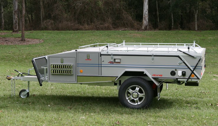 Aussie Swag Campers Rover LX