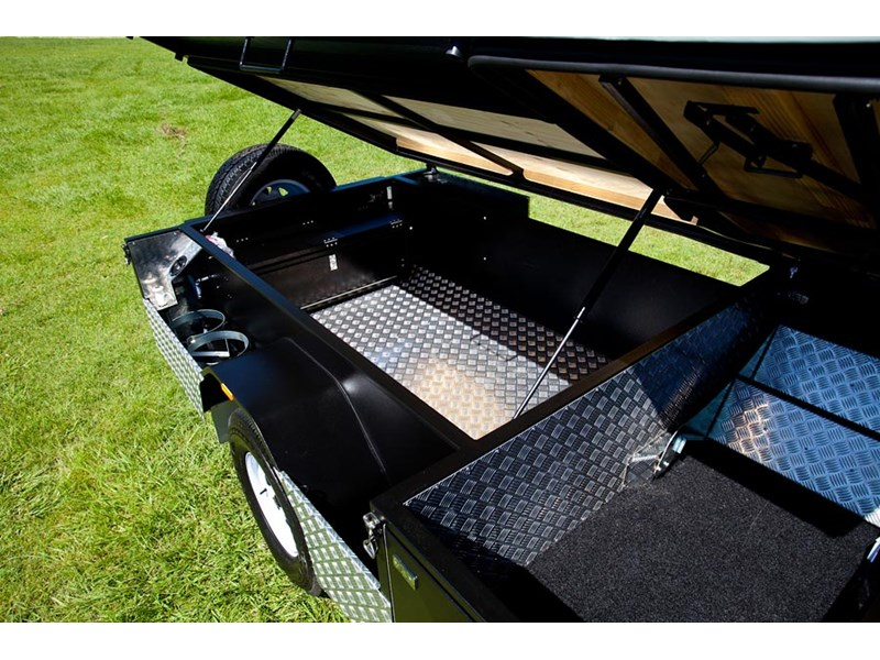 Lifestyle Camper Trailers Extenda Elite Off-Road Camper