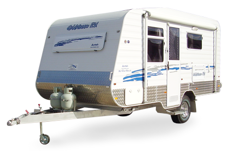 Goldstream RV 16' - Double Bed