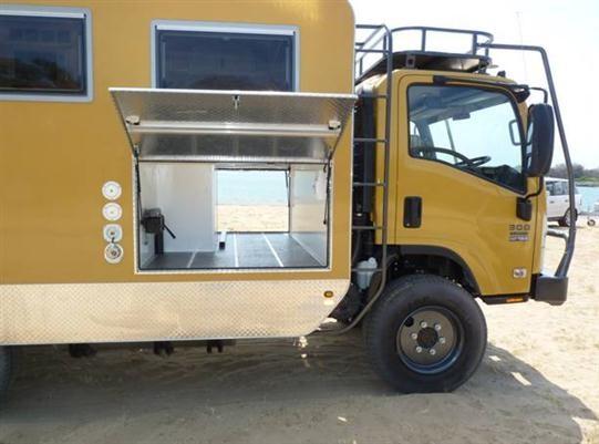 New Slr Adventurer 4x4 B Campervans Motorhomes For Sale